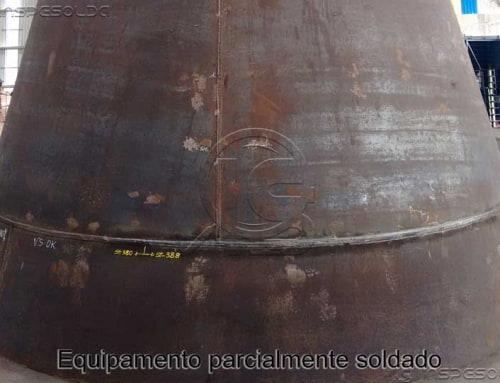 Diagnóstico de Fabricação por Soldagem