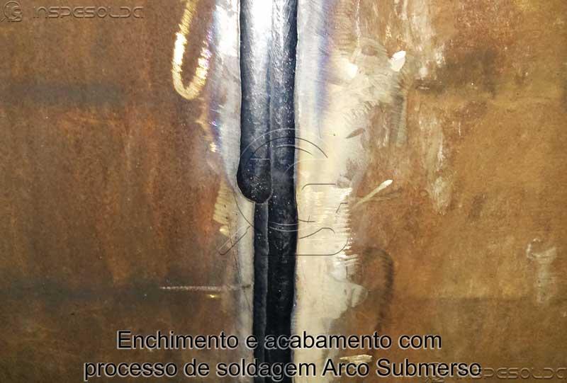 Recuperação por Soldagem de Virola de Forno: Imagem 4