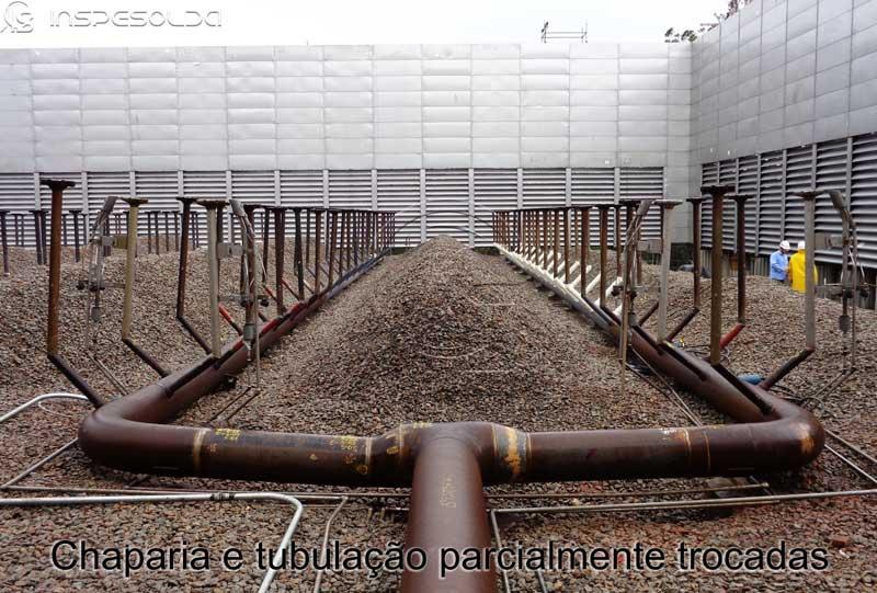 Soldagem em Parada de Manutenção Petroquímica: Imagem 4