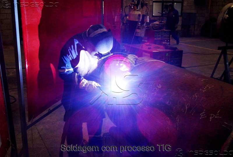Inspeção, Certificação e Treinamento de Soldagem