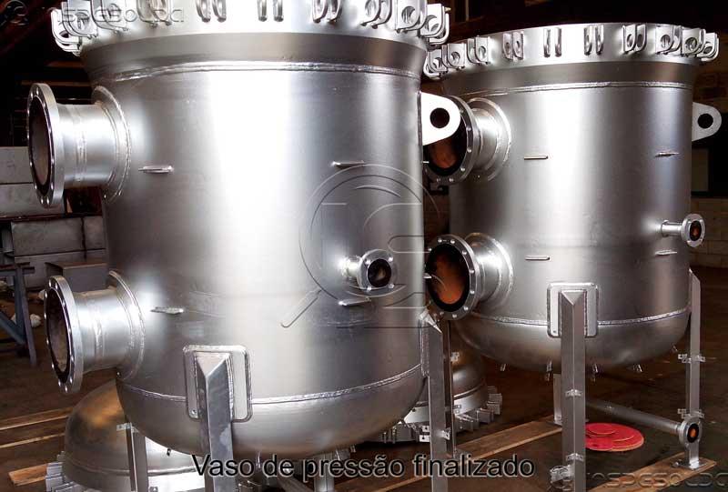 Know How na Fabricação de Vasos de Pressão: Imagem 5