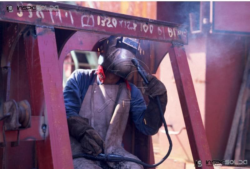 certificação de soldadores