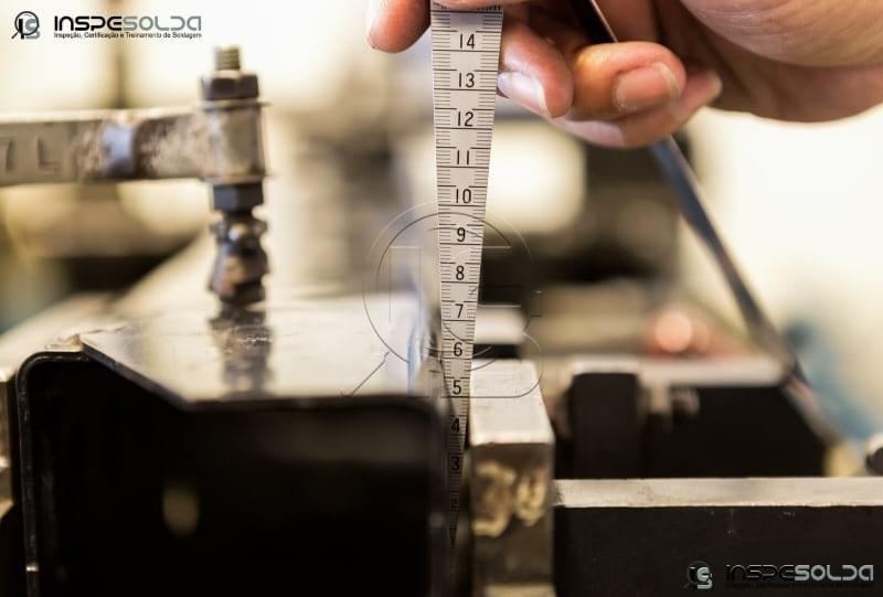Empresa de ensaio por partículas magnéticas